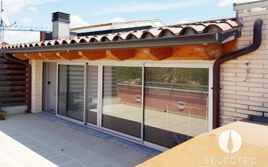 Appartment-Banyoles-Balkon