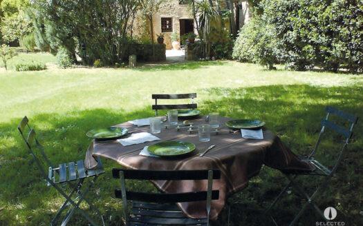 Ventallo-Gartentisch
